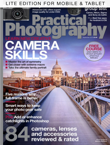 Practical Photography August 05, 2015 00:00
