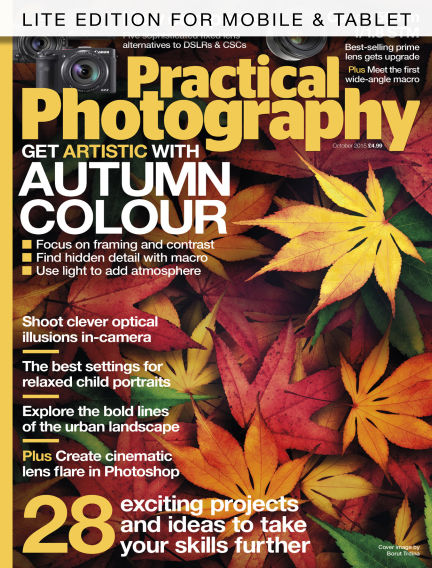 Practical Photography September 02, 2015 00:00