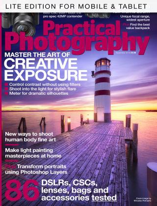 Practical Photography November 2015