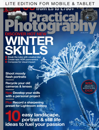 Practical Photography January 2016