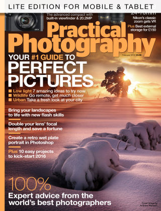 Practical Photography February 2016