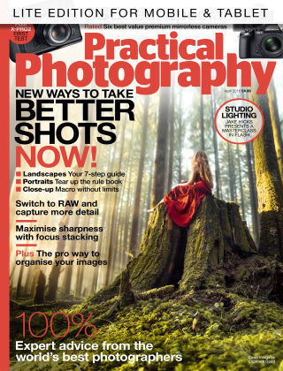 Practical Photography April 2016