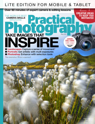 Practical Photography May 2016