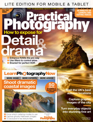 Practical Photography November 2016