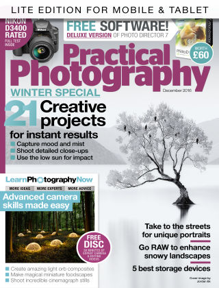 Practical Photography December 2016