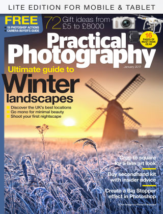 Practical Photography January 2017