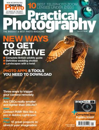 Practical Photography April 2017