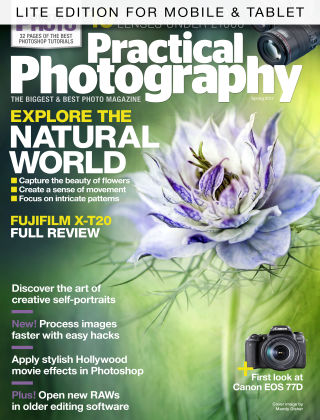 Practical Photography Spring 2017