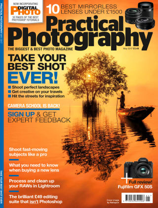 Practical Photography May 2017