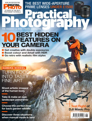 Practical Photography Aug 2017