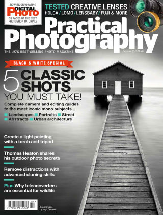 Practical Photography Oct 2017