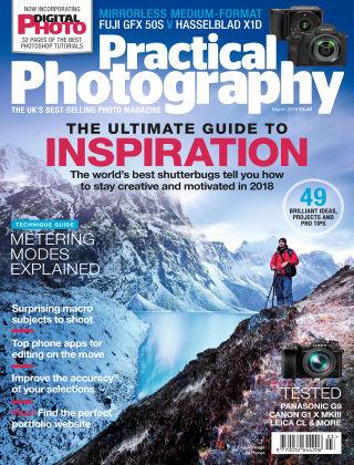 Practical Photography Mar 2018