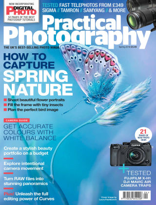 Practical Photography Spring Issue 2018