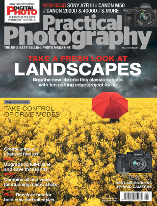 Practical Photography May 2018