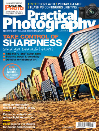 Practical Photography Jul 2018