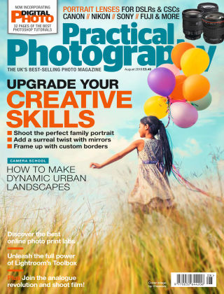 Practical Photography Aug 2018