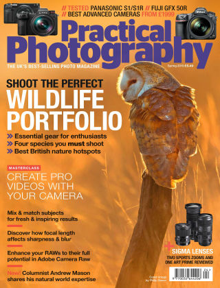 Practical Photography Spring Issue 2019