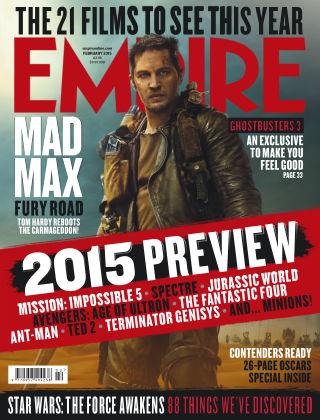 Empire February 2015
