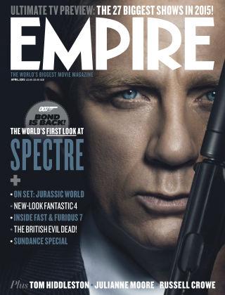 Empire April 2015