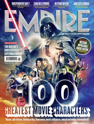 Empire August 2015