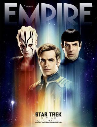 Empire August 2016