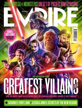 Empire Mar 2018
