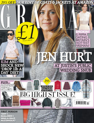 Grazia 20th October 2014