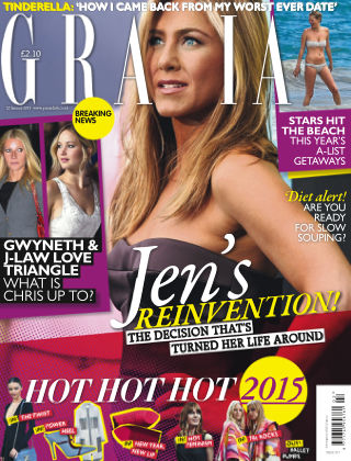 Grazia 12th January 2015
