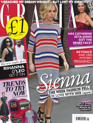 Grazia 26th January 2015