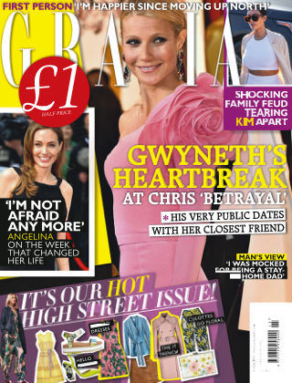Grazia 6th April 2015