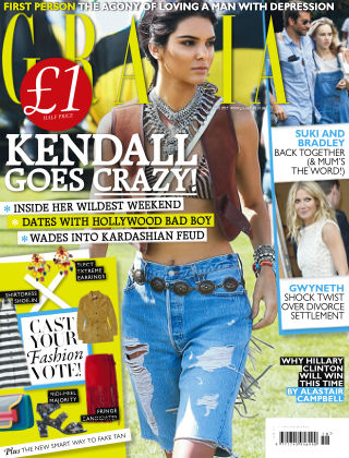 Grazia 27th April 2015