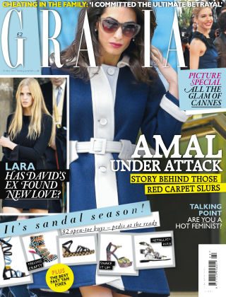 Grazia 25th May 2015