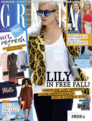 Grazia 14th September 2015