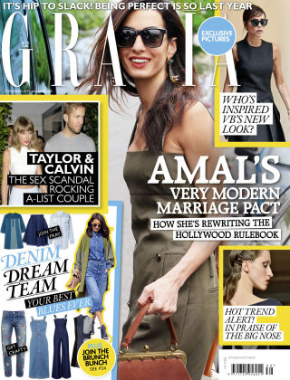 Grazia 21st September 2015