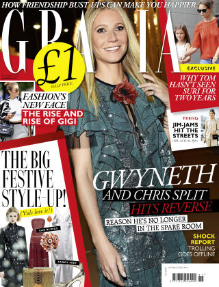 Grazia 14th January 2016
