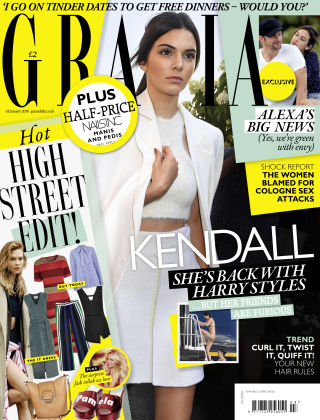Grazia 18th January 2016