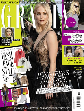 Grazia 14th March 2016