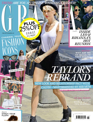 Grazia 2nd May 2016