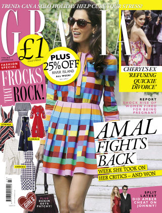 Grazia 6th June 2016