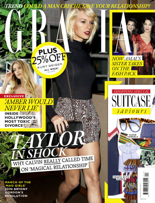 Grazia 13th June 2016