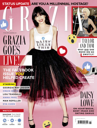 Grazia 27th June 2016