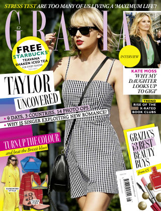 Grazia 11th July 2016