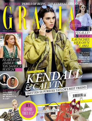 Grazia 18th July 2016