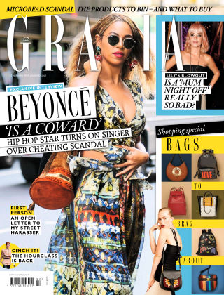 Grazia 12th September 2016