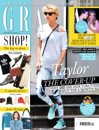 Grazia 19th September 2016