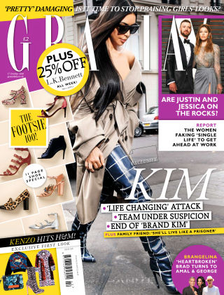 Grazia 17th October 2016