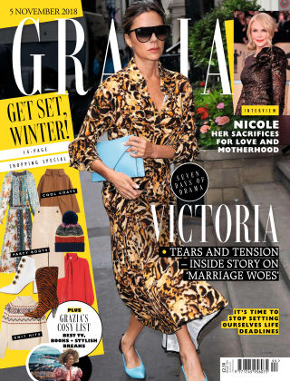 Grazia Issue 702