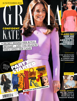 Grazia Issue 705