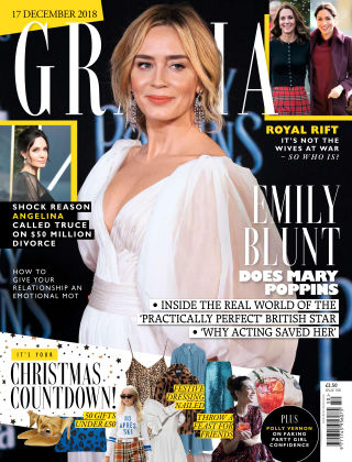 Grazia Issue 708