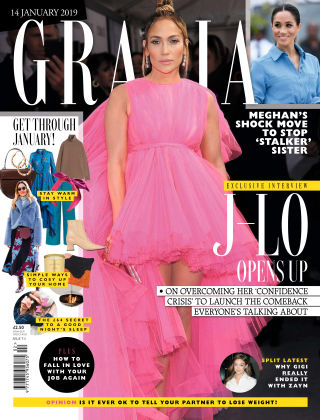 Grazia Issue 711